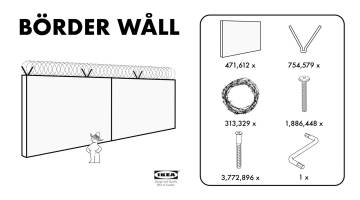 Ikea Börder Wåll Manual