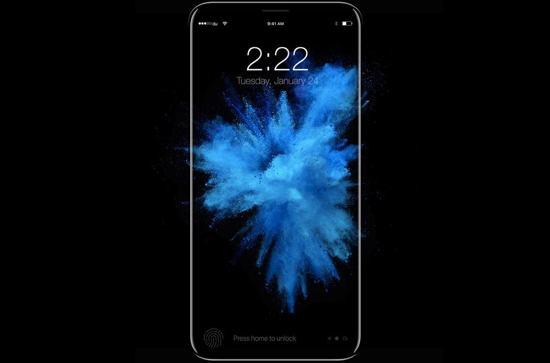 iPhone 8 Leaked Image