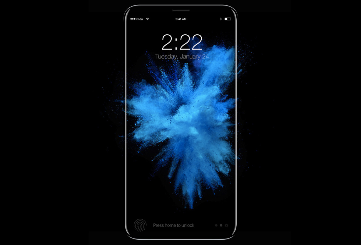 iPhone 8 Rumors Wireless Charging Battery