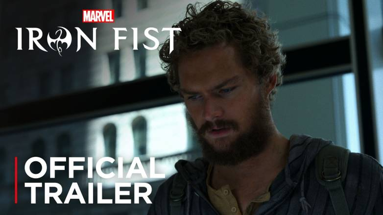 Marvel's Iron Fist trailer