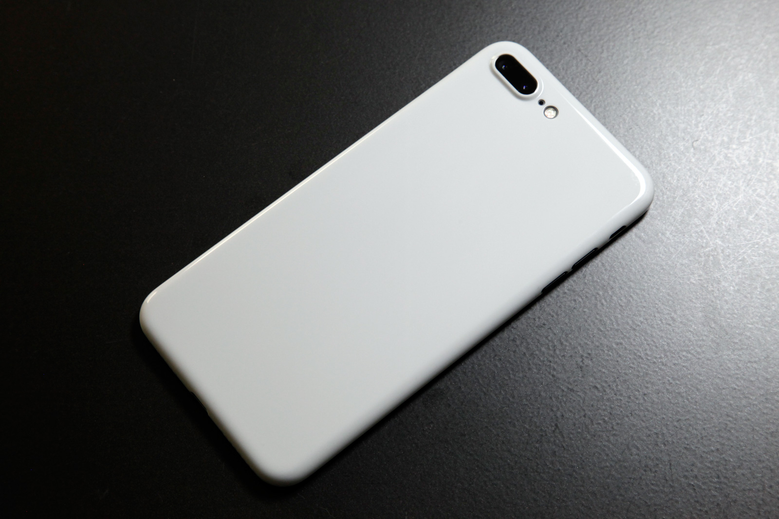 Jet White iPhone 7 Case