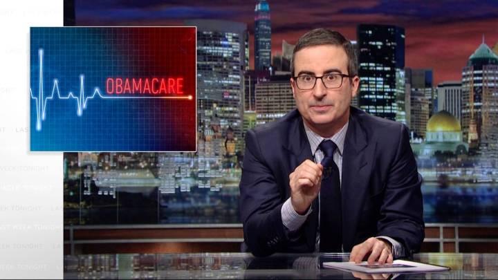 Last Week Tonight Obamacare