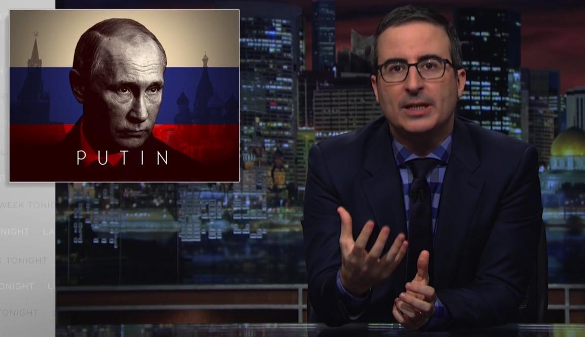 John Oliver Explains Putin