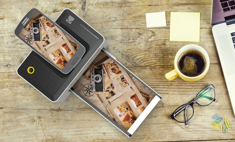 Mobile Photo Printer For iPhone