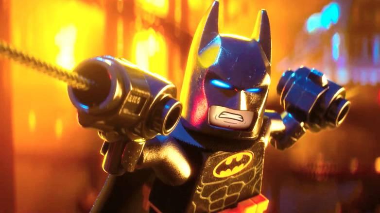 Siri LEGO Batman