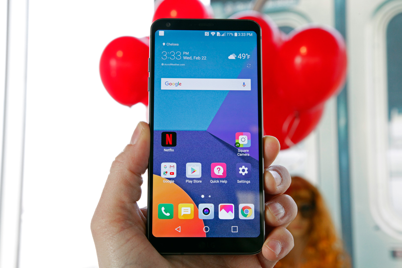 LG G6 Hands On