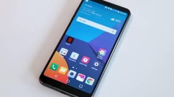 LG G6: Wireless Charging Storage
