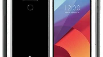 LG G6 press render leak