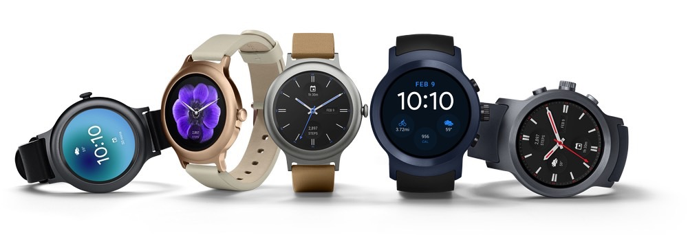 LG Android Wear 2.0 Watches