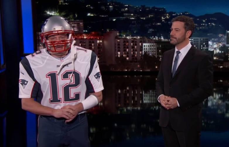 Matt Damon vs. Jimmy Kimmel: Tom Brady