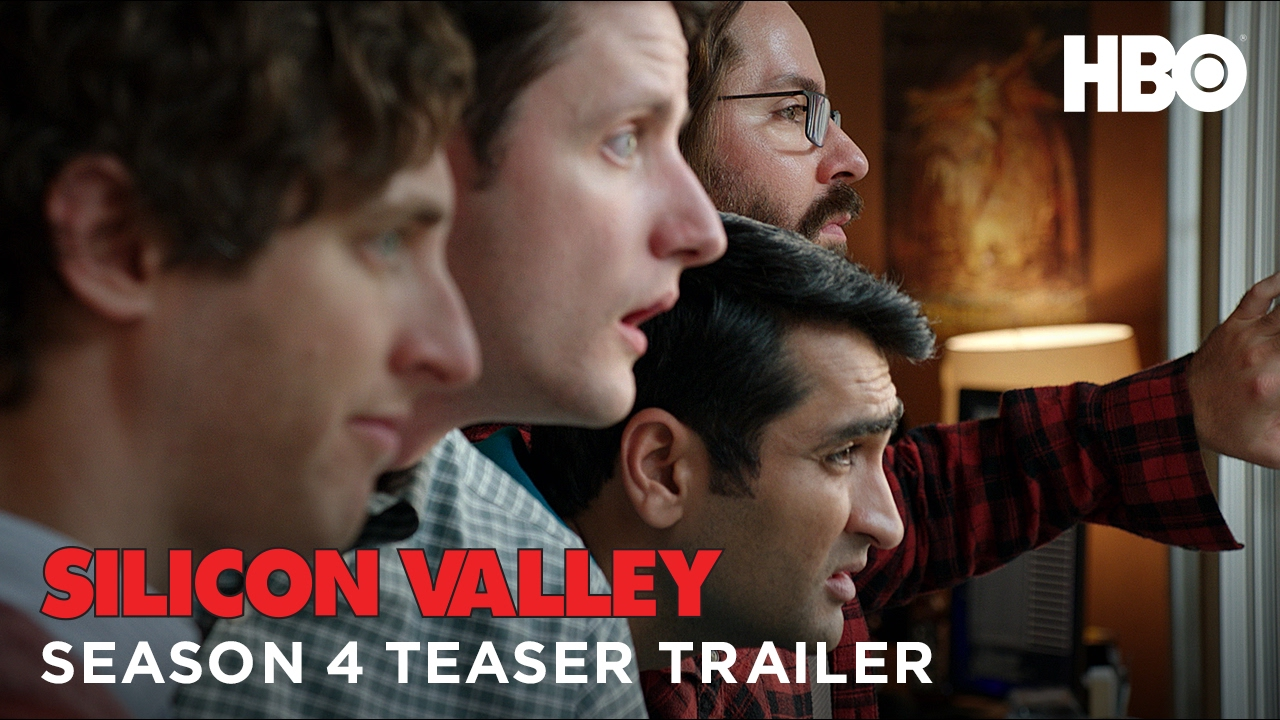 Silicon Valley season 4 trailer