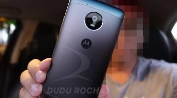 Moto G5 leaked photos