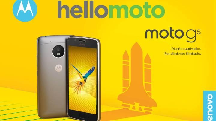 Moto G5, Moto G5 Plus leak