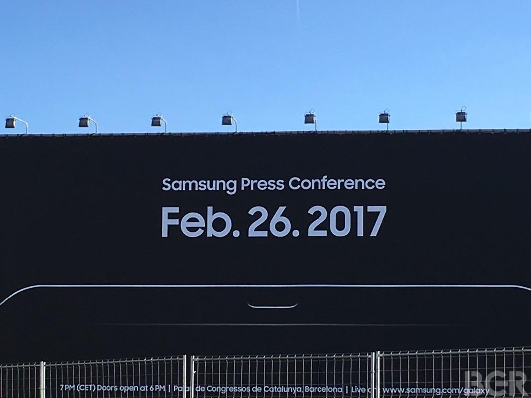 Samsung MWC 2017 Event Live Stream