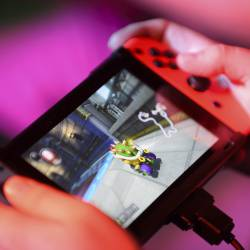 Nintendo Switch: New model