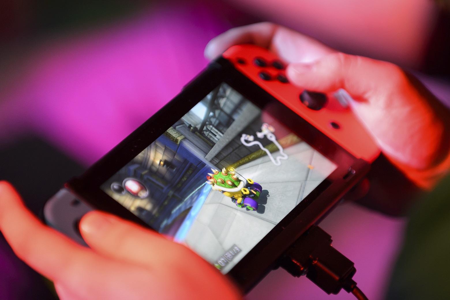 Nintendo Switch Joy Con Issue