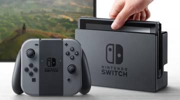 Nintendo Switch Christmas Stock
