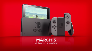 Nintendo Switch Super Bowl Commercial