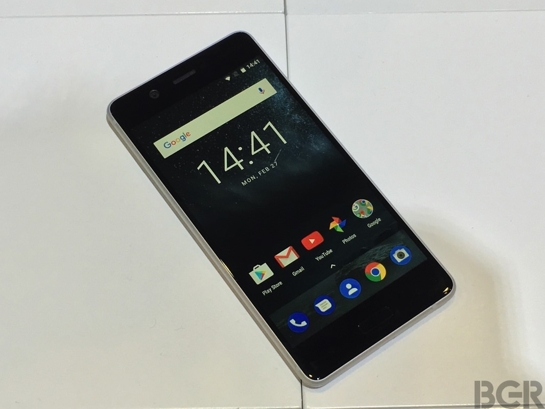 Hands-on with Nokia's new phones: These are the Androids ...