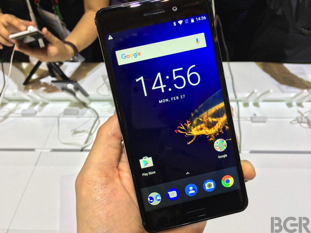 Nokia 6 vs. Nokia 5 vs. Nokia 3 Hands-on