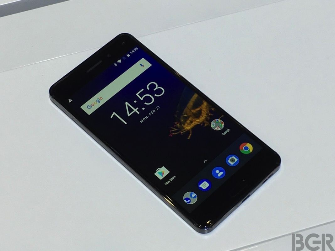 Nokia's flagship Android phone