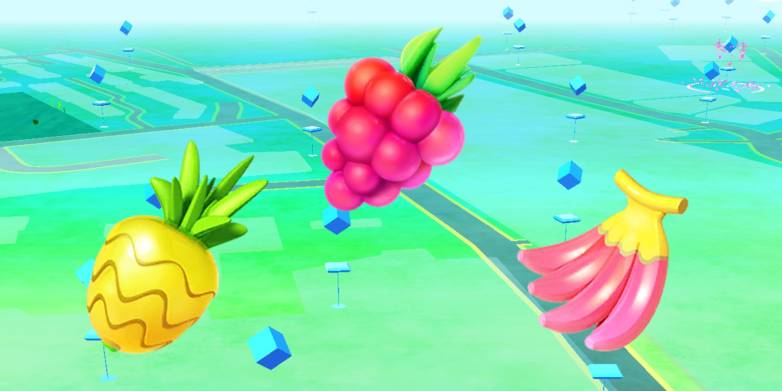 Pokemon Go berry guide
