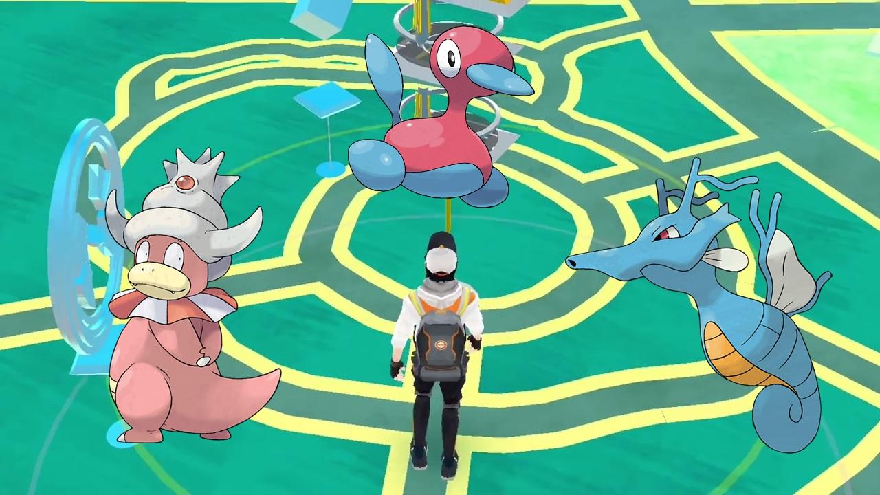 Pokemon Go evolution items