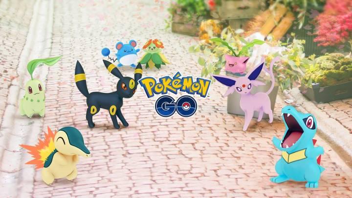 Pokemon Go Generation 2 update
