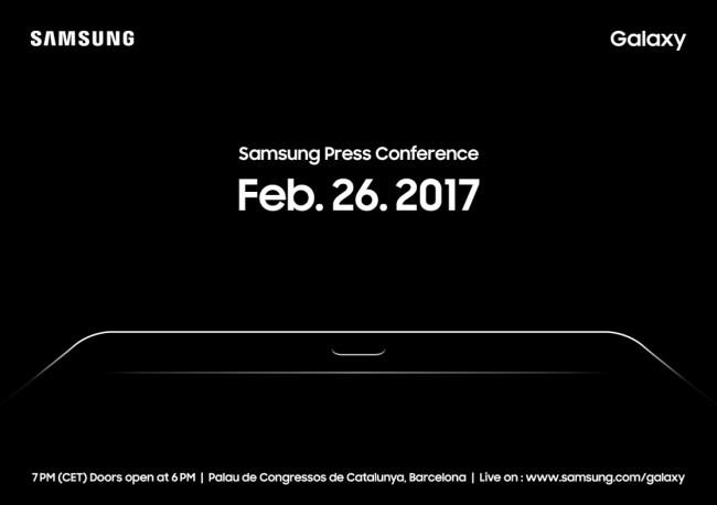 samsung-mwc-2017-invite-korea-herald