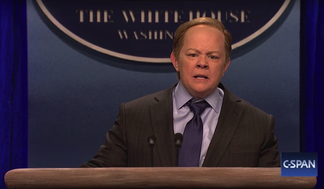 SNL: Sean Spicer Press Conference