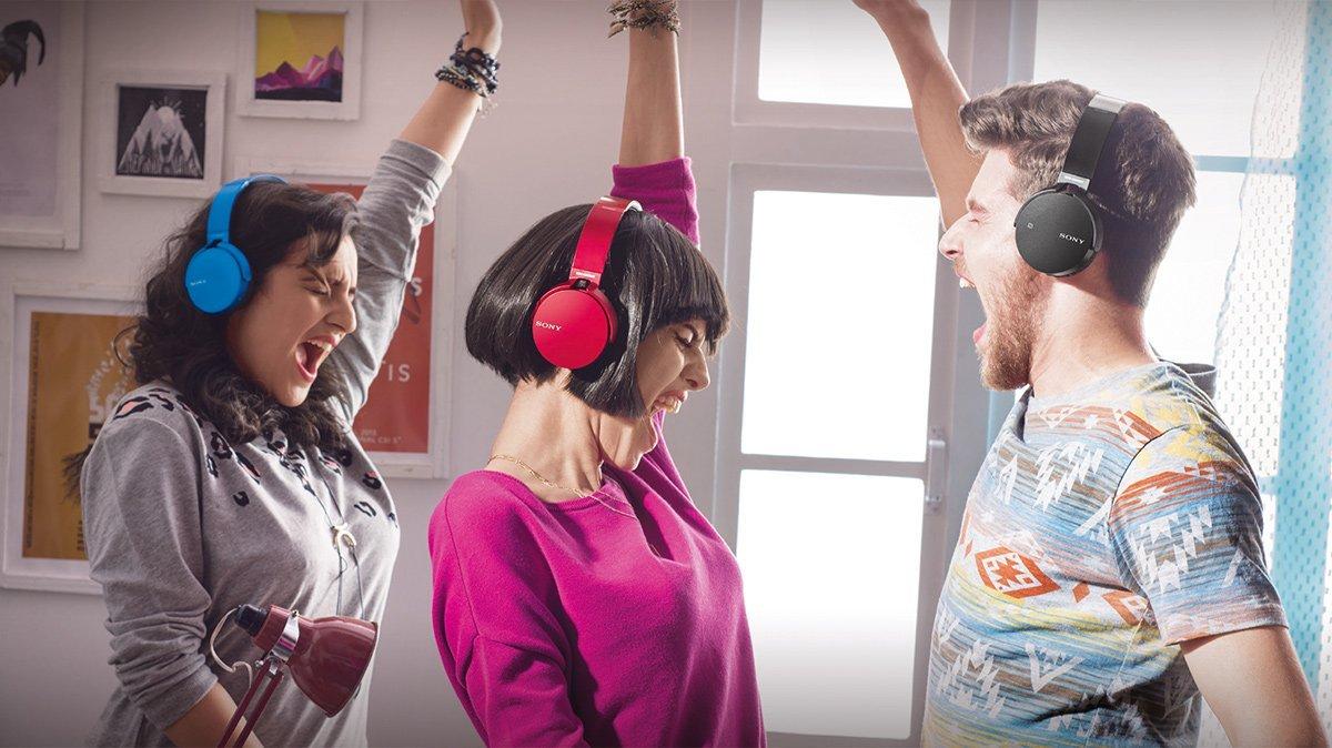 Sony Bluetooth Headphones