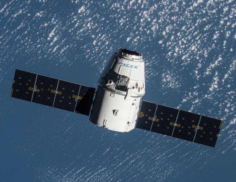 spacex iss mission