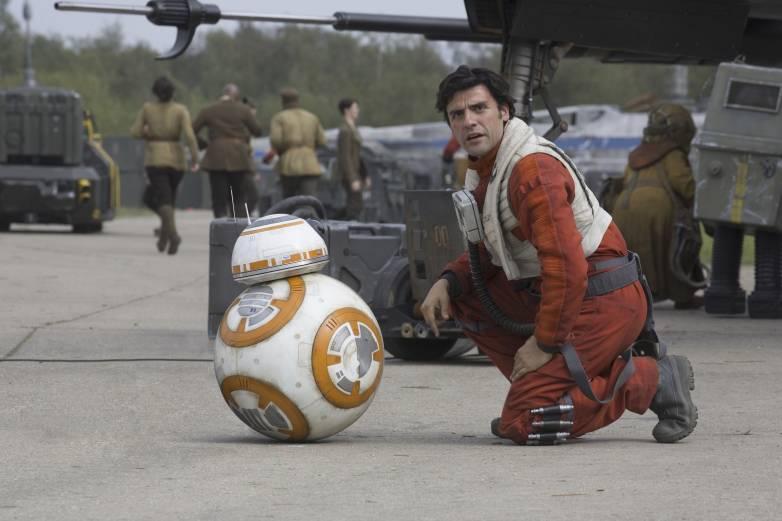 Star Wars: The Last Jedi spoiler