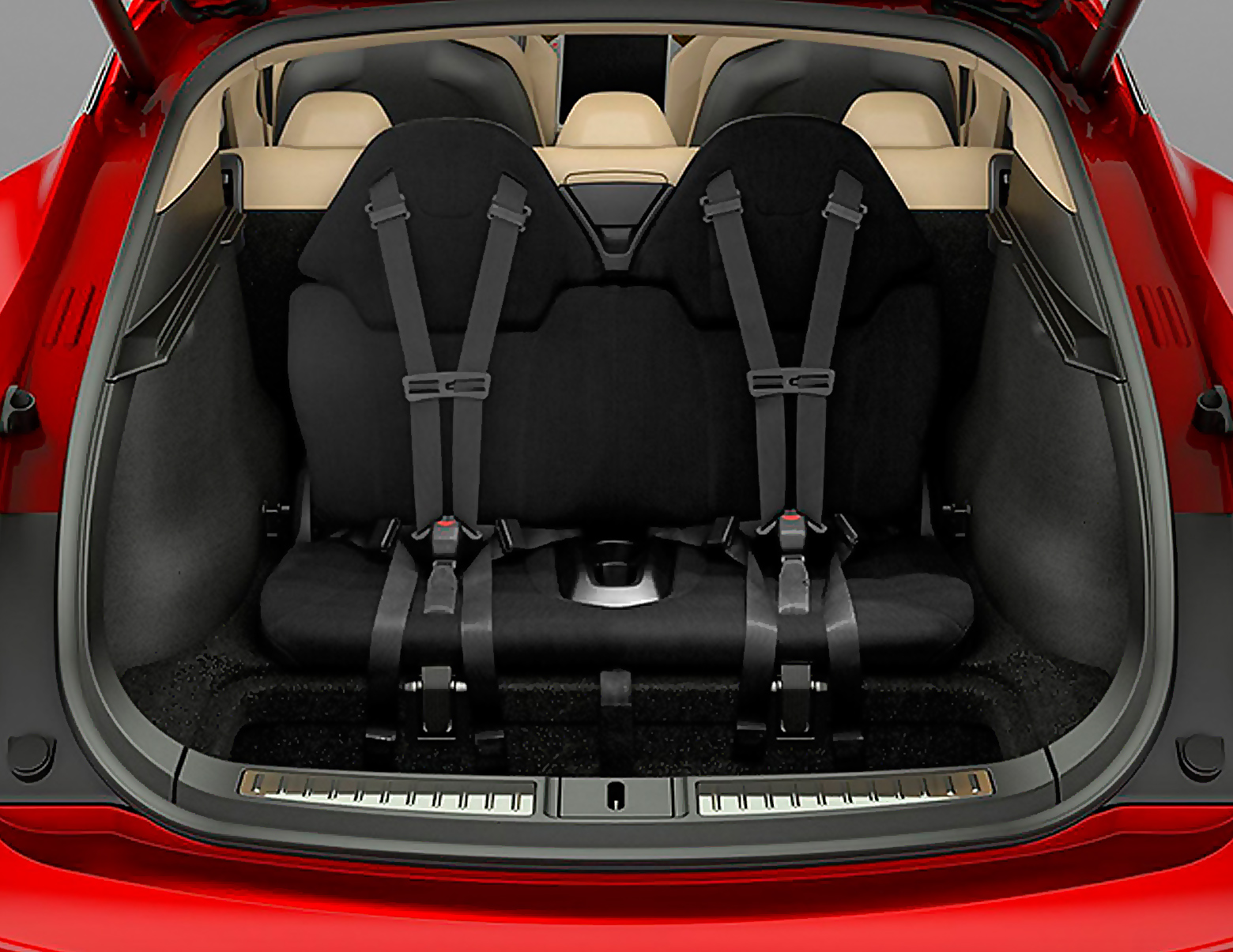 Cars With Rear Facing Boot Seats