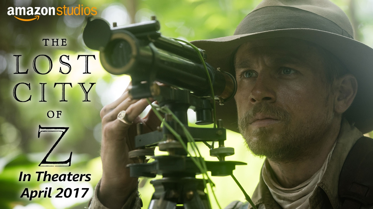 Amazon's The Lost City of Z