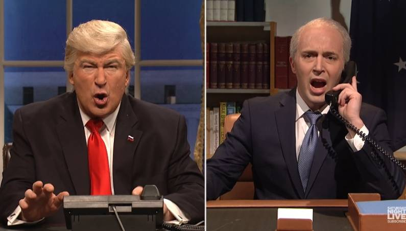 Saturday Night Live Trump