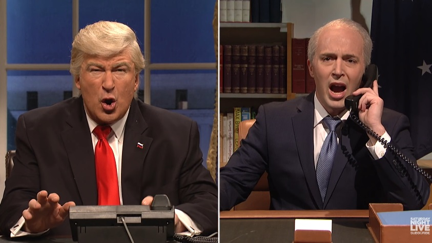 Saturday Night Live Trump