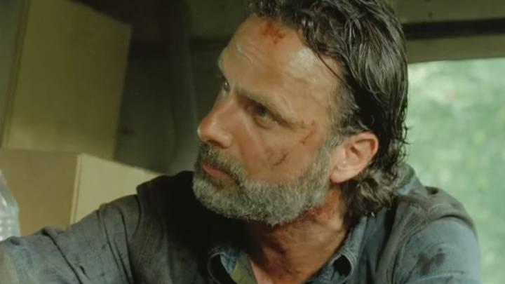 Walking Dead Season 7 Episode 12