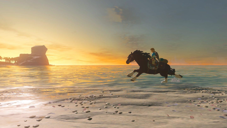 Zelda: Breath of the Wild Preview