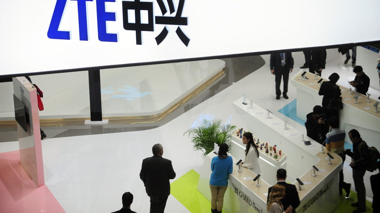 ZTE, Android, and the US ban