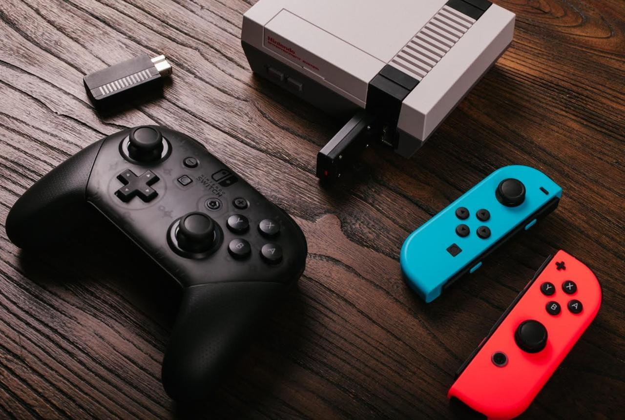 NES Classic Edition: How to pair Nintendo Switch controllers