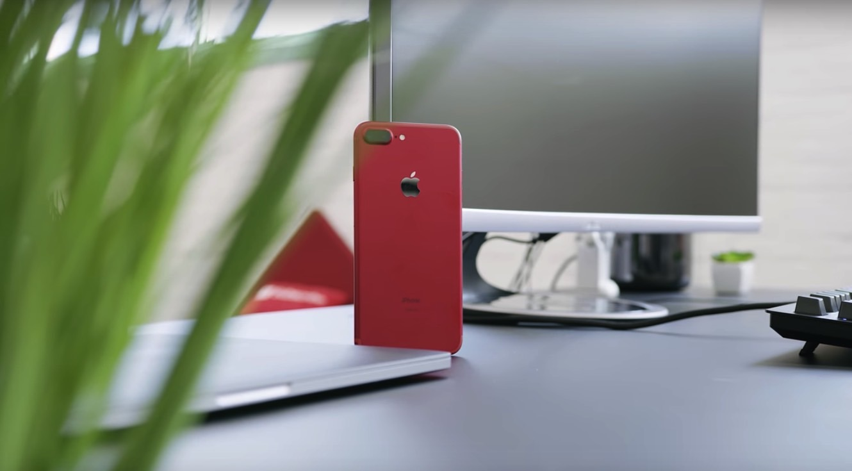 iPhone 8 Supply Business Synaptics