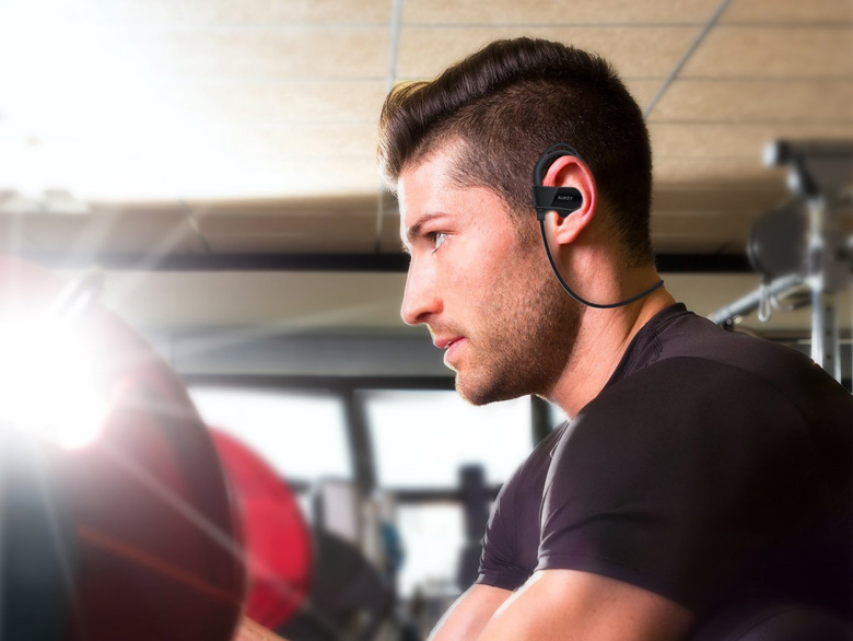 Bluetooth Headphones With Heart Rate Monitor