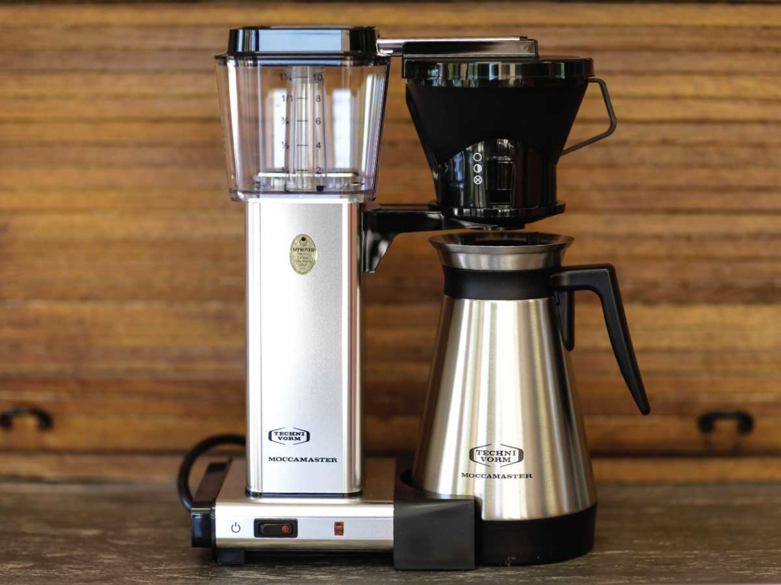 The best coffee makers 2017 bgr for Best coffee maker