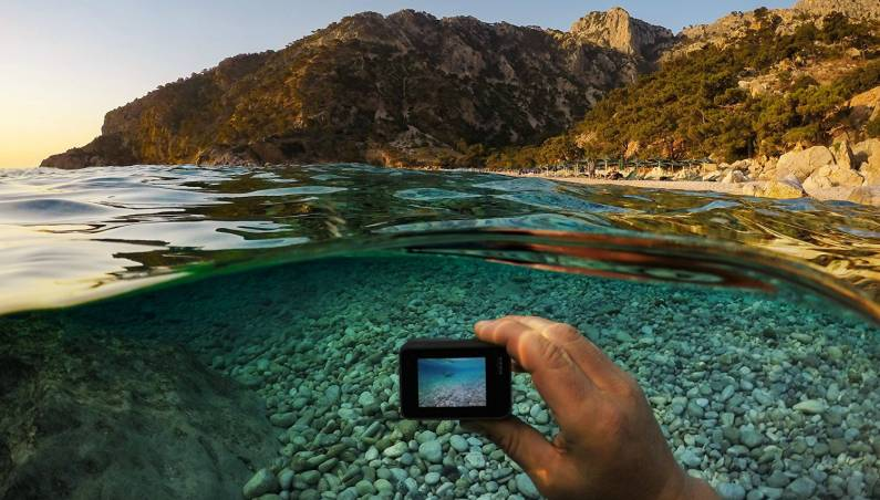 GoPro Hero 6 Karma, stock price