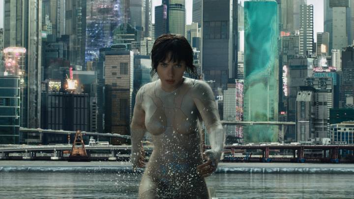 'Ghost in the Shell' review
