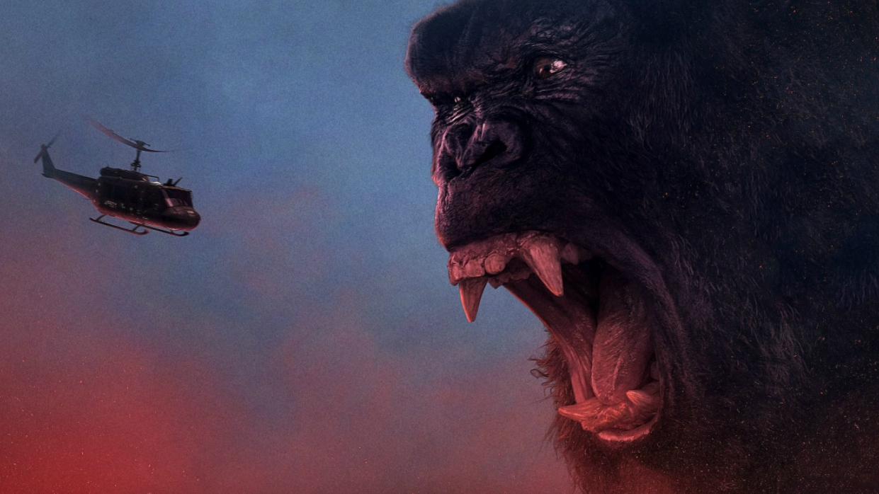 'Kong: Skull Island' review: Big, dumb, B-movie fun – BGR