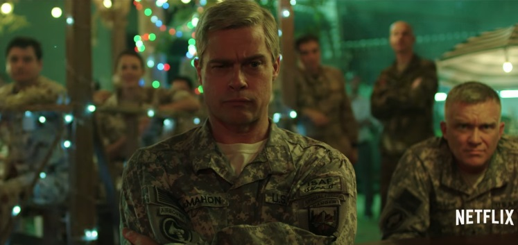 Brad Pitt Netflix Movie