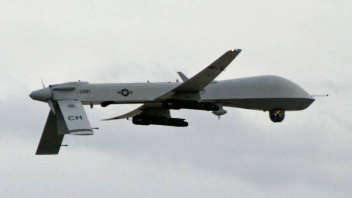 drone strike app