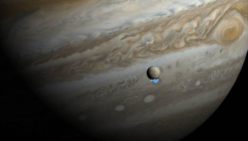 Jupiter Europa Alien Life